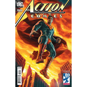 Action Comics (1938) #1000 NM (9.4) or better Lee Bermejo 2000's variant cover