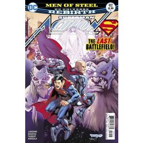 Action Comics (2016) #972 VF/NM Superman DC Universe Rebirth