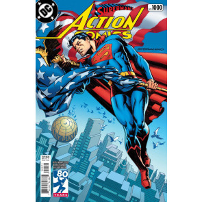 Action Comics (1938) #1000 NM (9.4) or better Jim Steranko 1970's cover