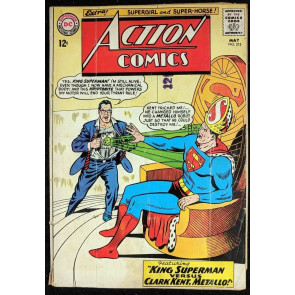 Action Comics (1938) #312 GD- (1.8) Superman