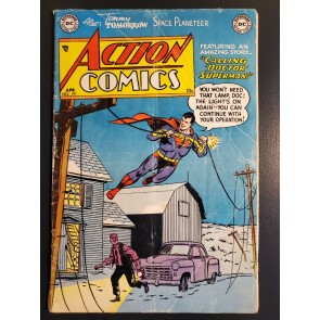 Action Comics #191 (1954) G+ (2.5) 1st Appearance of Janu the Jungle Boy |