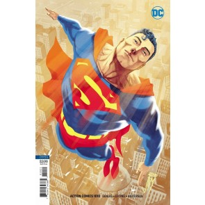 Action Comics (2016) #1010 VF/NM Francis Manapul Variant Cover DC Universe