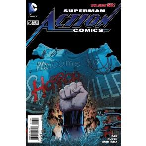Action Comics (2011) #36 VF/NM