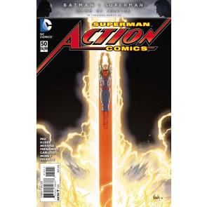 ACTION COMICS (2011) #50 VF/NM