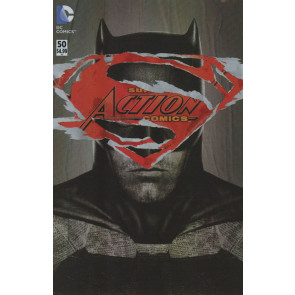 ACTION COMICS (2011) #50 VF/NM POLYBAGGED VARIANT COVER