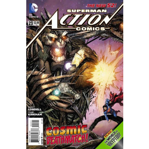 ACTION COMICS #23 VF/NM THE NEW 52! SUPERMAN