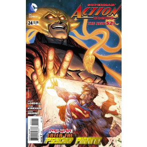 ACTION COMICS #24 VF/NM THE NEW 52! SUPERMAN