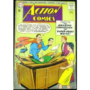 ACTION COMICS #302 VG+