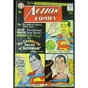 ACTION COMICS #317 VG+