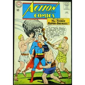 ACTION COMICS #320 VG+