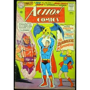ACTION COMICS #330 VG