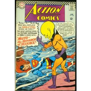 ACTION COMICS #338 FN+