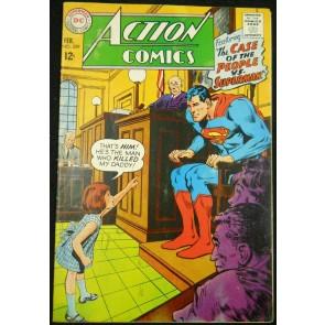 ACTION COMICS #359 FN-