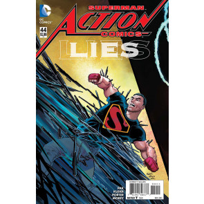 ACTION COMICS #44 VF/NM LIES