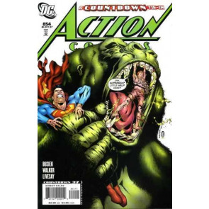 ACTION COMICS #854 VF- COUNTDOWN TIE-IN