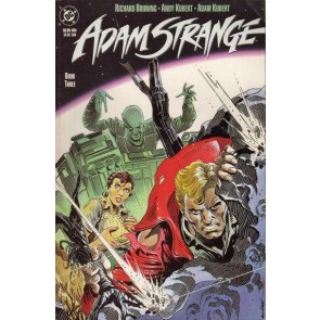 Adam Strange: The Man of Two Worlds (1990) #'s 1 2 3 Complete VF/NM Set Kubert