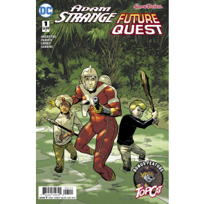 Adam Strange/Future Quest Special (2017) #1 VF/NM Steve Lieber & Ron Chan Cover