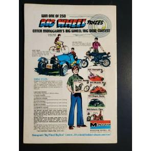ADVENTURE COMICS #436 (1975) VG+ (4.5) SPECTRE |