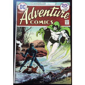 Adventure Comics (1938) #432 FN (6.0) featuring The Spectre