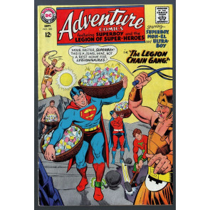 Adventure Comics (1938) #360 FN- (5.5) Superboy & Legion of Super-Heroes