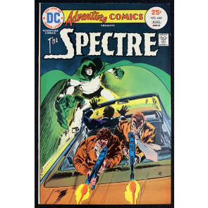 Adventure Comics (1938) #440 FN+ (6.5) Starring Spectre