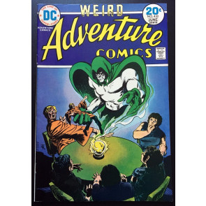 Adventure Comics (1938) #433 FN+ (6.5) featuring The Spectre Jim Aparo art