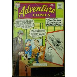 ADVENTURE COMICS #263 VG-