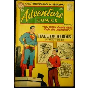 ADVENTURE COMICS #268 VG