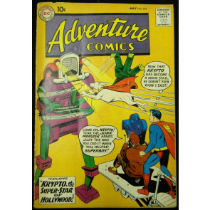 ADVENTURE COMICS #272 VG
