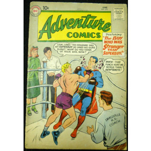 ADVENTURE COMICS #273 GD