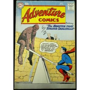 ADVENTURE COMICS #274 VG