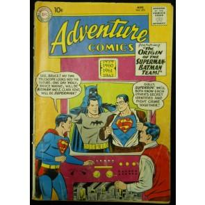 ADVENTURE COMICS #275 VG-