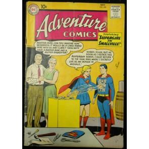 ADVENTURE COMICS #278 VG