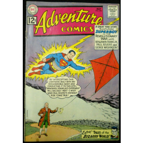 ADVENTURE COMICS #296 GD/VG