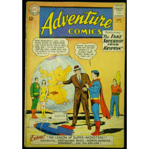 ADVENTURE COMICS #309 GD/VG