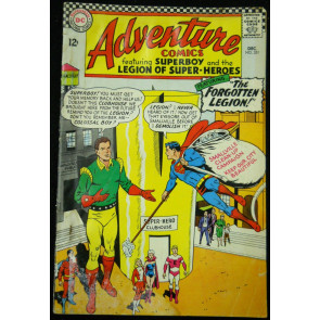 ADVENTURE COMICS #351 GD/VG