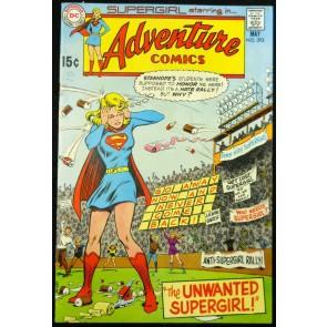 ADVENTURE COMICS #393 FN+