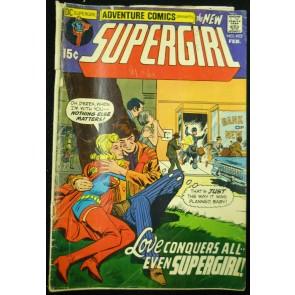 ADVENTURE COMICS #402 GD+