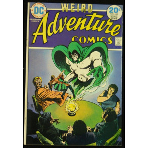 ADVENTURE COMICS #433 FN/VF SPECTRE APPEARANCE
