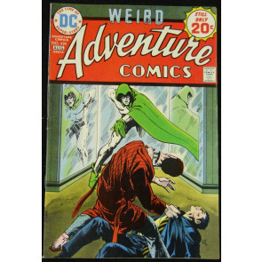 ADVENTURE COMICS #434 FN/VF SPECTRE APPEARANCE