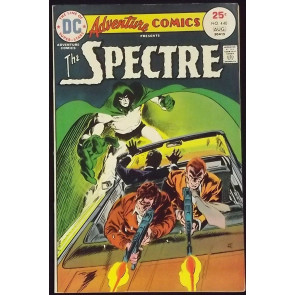 ADVENTURE COMICS #440 FN+ SPECTRE APPEARANCE