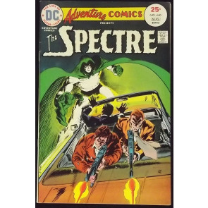 ADVENTURE COMICS #440 FN/VF SPECTRE APPEARANCE