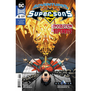Adventures of the Super Sons (2018) #5 of 12 VF/NM