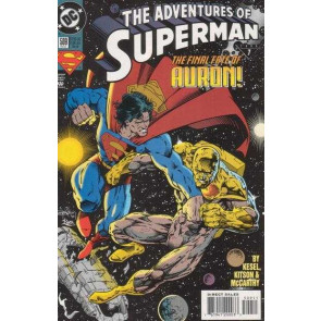 ADVENTURES OF SUPERMAN (1987) #509 VF/NM