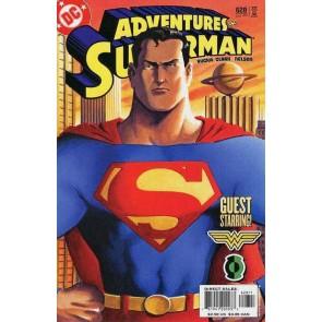 ADVENTURES OF SUPERMAN (1987) #628 VF/NM WONDER WOMAN JOHN STEWART CAMEO
