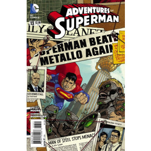 ADVENTURES OF SUPERMAN (2013) #13 VF/NM