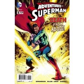 ADVENTURES OF SUPERMAN (2013) #5 VF/NM