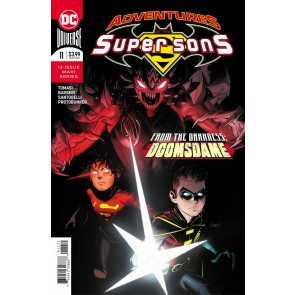 Adventures of the Super Sons (2018) #11 of 12 VF/NM