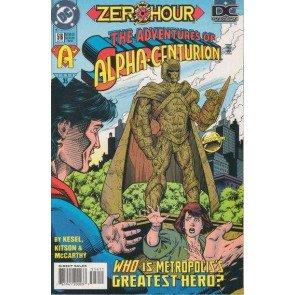 ADVENTURES OF SUPERMAN (1987) #516 VF/NM ZERO HOUR
