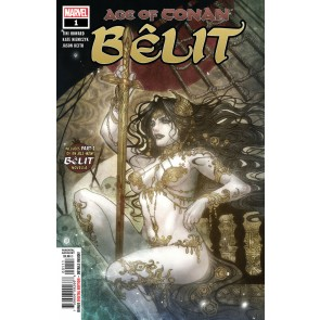 Age of Conan: Bêlit, Queen of the Black Coast (2019) #1 VF/NM Sana Takeda Cover